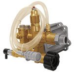 Gas Engine Pressure Pump