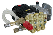 Pump with Gear Box