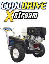 Cool Drive X Stream Pressure Washer