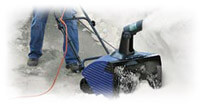 Electric Snow Throwers