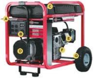 vanguard generators