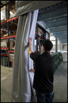 Insulated Curtain Wall Panels