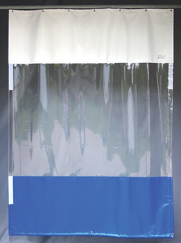 Industrial Curtains Vinyl Curtain Wall
