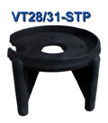Vertical Plastic Tank Stand