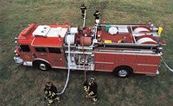 Firefighting Truck