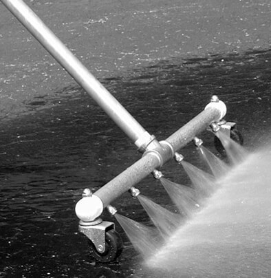 Concrete Surface Cleaner Water Brooms