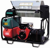 Skid Hot Water Pressure Washer