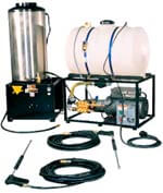 Hot Water Power Washers - STATLEF