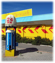 Auto Carwash Vacuum Systems