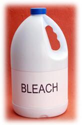 Pressure Washing with Bleach