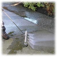 water broom