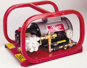 Hydrostatic Line Tester