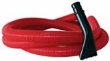Red Vacuum Hoses