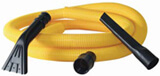 Yellow Vacuum Hose
