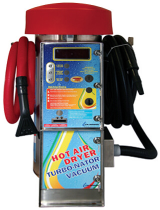 Car Wash Drying Systems