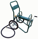 Heavy-Duty Water Hose Reel