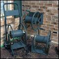 Garden Reel Cart