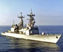 Naval Ship High Pressure Valve