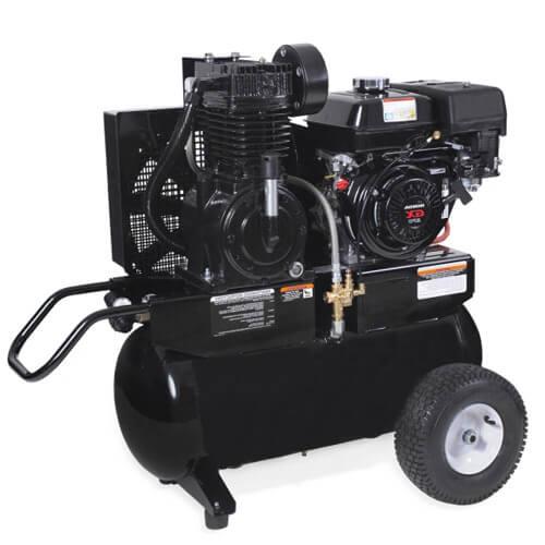 Gas Air Compressor, Electric Air Compressors