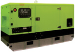 Diesel Powered Generating Sets