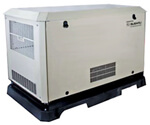 Gasoline Powered Home Standby Generators