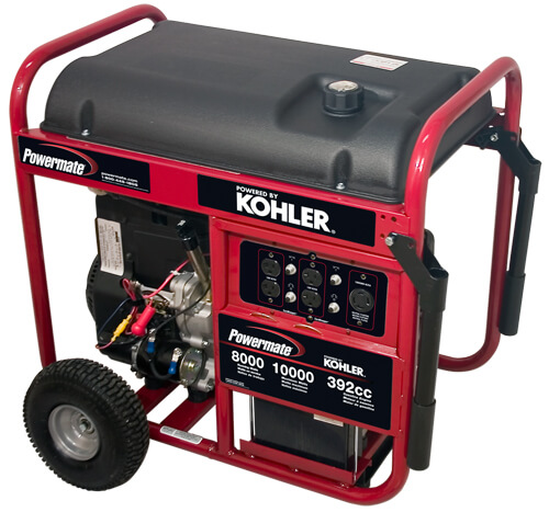 Generator Wattage Worksheet : Coleman w generator manual free wattage