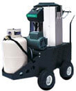 LP Gas Fired Pressure Washer