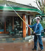 Gutter Cleaner Wands Cleaning Gutters
