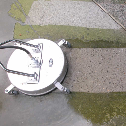 How to surface cleaning for Pressure washer driveway cleaner