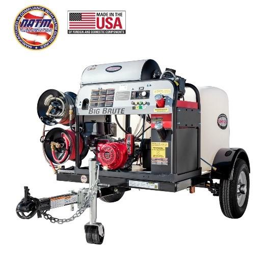 Simpson 95005 Trailer Pressure Washers