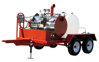 Steam Generator Trailer