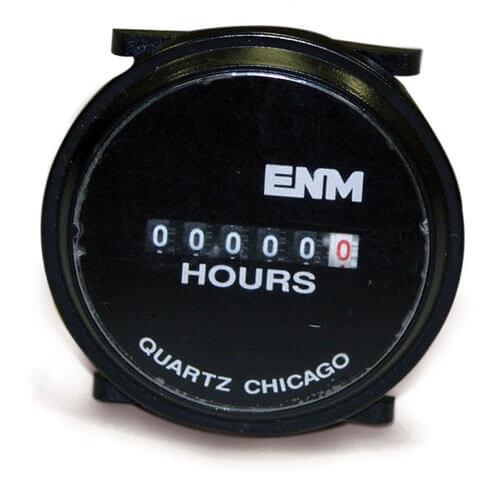 Hour Meter Made In Usa : Pressure gauge