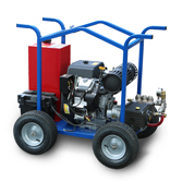 7000 PSI Gas Powered Pressure Washers