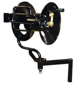 Pivoting Hose Reel