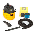 5 Gallon Portable Wet-Dry Vacuum Cleaner