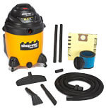 22 Gallon Wet-Dry Vacuum