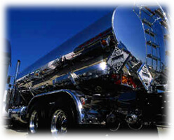 tanker truck cleaning