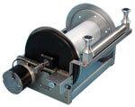 Aluminum/Iron 12 Volt Rewind Hose Reel