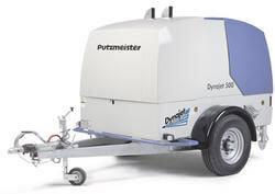 trailer mounted washer